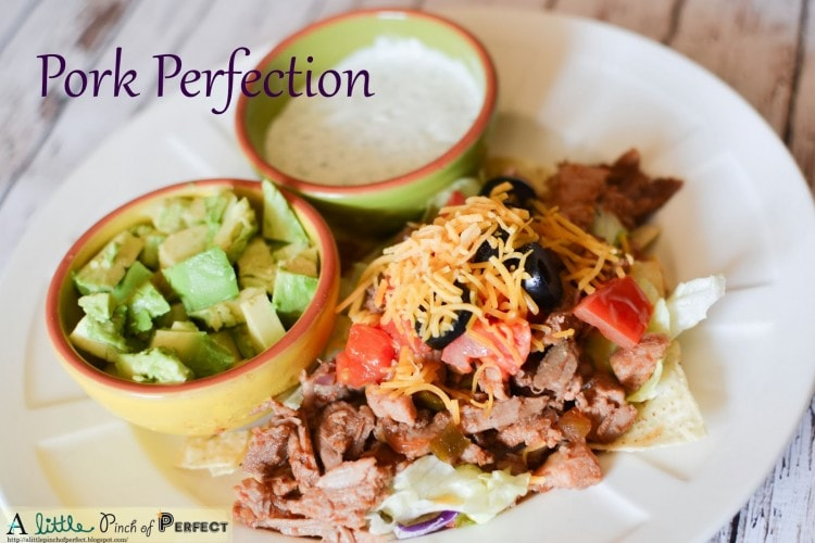 Café Rio Pork Copycat recipe PERFECTED (Crockpot Recipe)