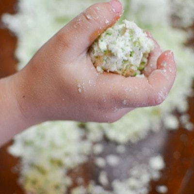 Moon Dough (only 2 ingredients in every kitchen)