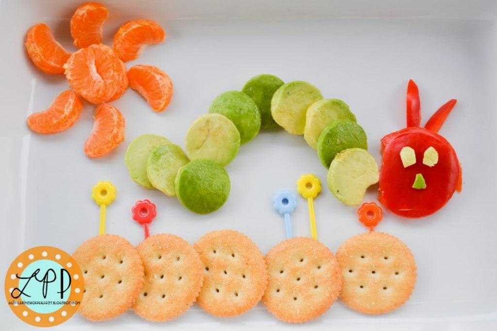 The Very Hungry Caterpillar Fun Food Ideas -