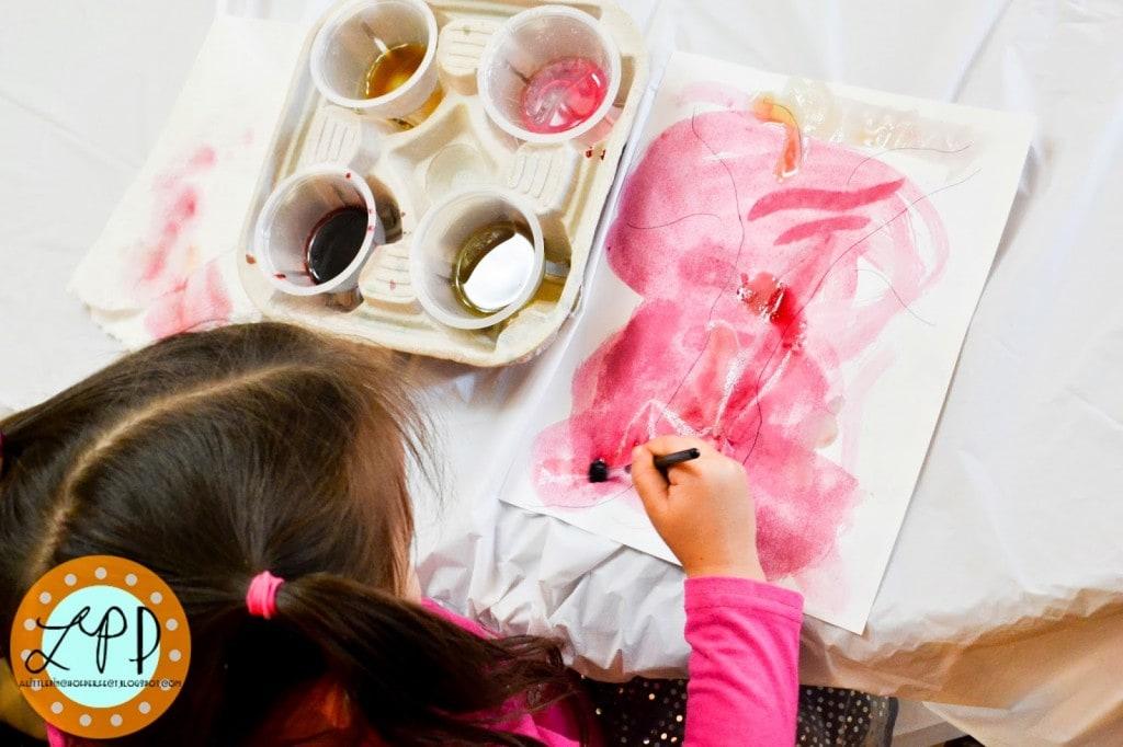 All Natural Food Colors Safe for Kids (Kid Activity) -