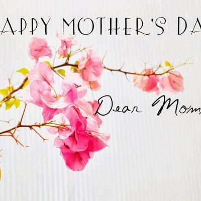 Dear Moms…