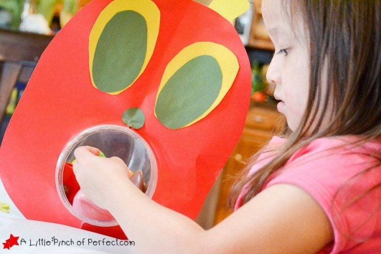 The Very Hungry Caterpillar Toddler & Preschool Games