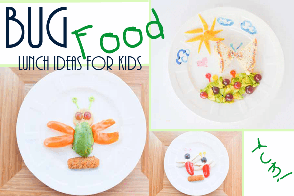 Bug Themed Kid Lunch Ideas, Outdoor Activities, & The Love to Learn Linky #2