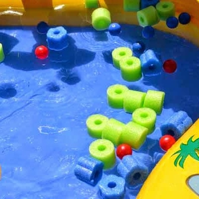 Balance and Float Water Play Game for Kids