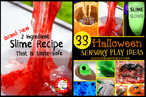 Amazing Halloween Sensory Play Ideas for Kids