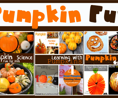 Plenty of Pumpkin Fun for Kids (Love to Learn Linky #14)