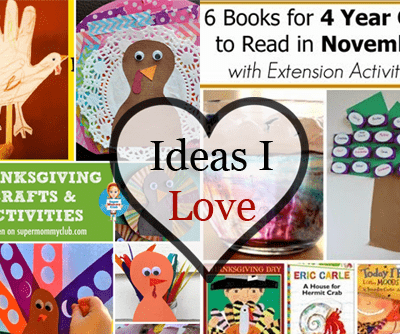 Tons of Fun Ideas for Kids (Love to Learn Linky #16)