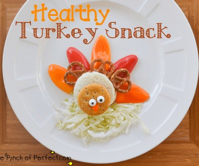 Healthy Turkey Snack For Kids To Get Them To The Table