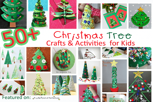 Easy Contact Paper Homemade Christmas Ornaments for Kids -
