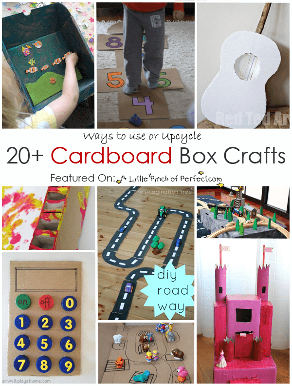 70 Recycled Crafts From Gift Wrappings Love To Learn Linky 23