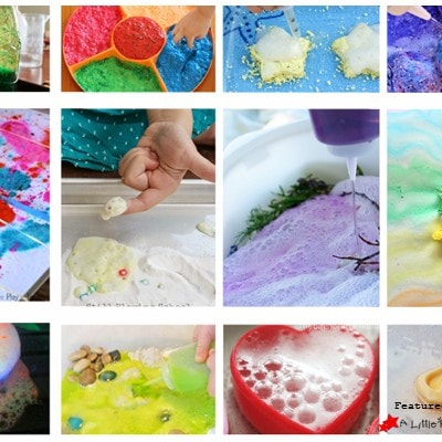 25+ Easy Science Activities that Fizz, Bubble, & Amaze! (Love to Learn Linky #30)