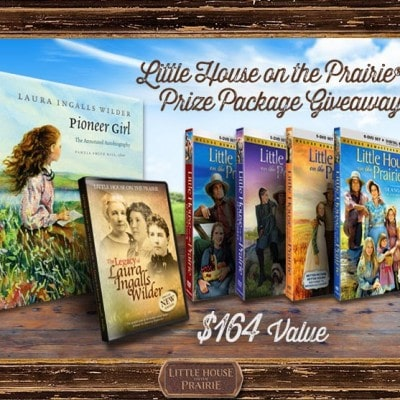Little House on the Prairie Trivia + Giveaway