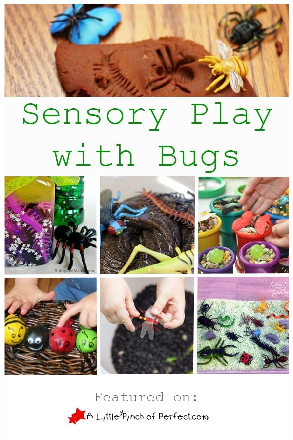 FUN BUG THEMED CRAFTS, ACTIVITIES, & PRINTABLES FOR KIDS: Perfect for spring (spiders, inch worms, ladybugs, dragonflies, bees, and butterflies)