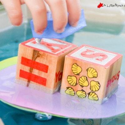 Polka Dot Splash: Science Activity for Kids