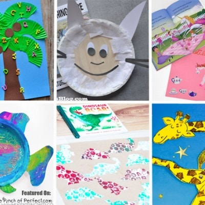 19 Adorable Crafts To Go With Your Kids Favorite Books
