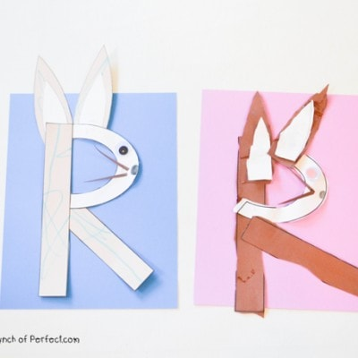 Letter of the Week A-Z Series: R is for Rabbit