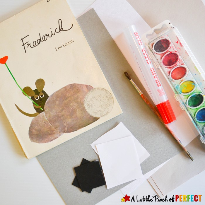 2016-2_Frederick Mouse Craft Inspired by Leo Lionni_A Little Pinch of Perfect 2