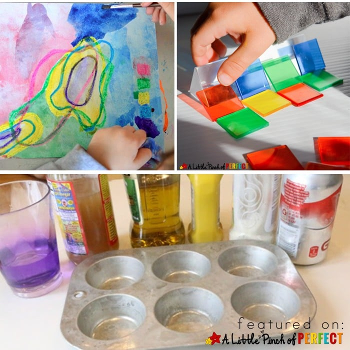 4 Fun and Easy Science Activities for Preschoolers: Learn about lights, wind, water, and corrosion