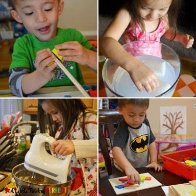 4 Indoor Activities for Young Kids