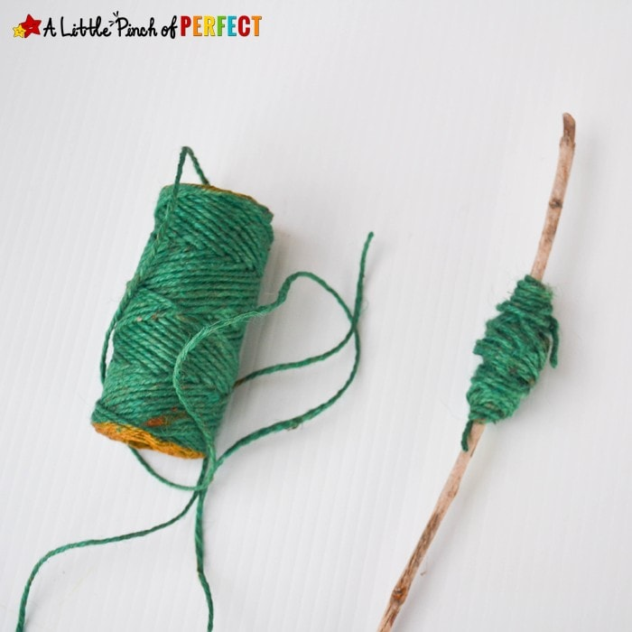 Dragonfly Stick Craft: Easy Nature Craft for Kids