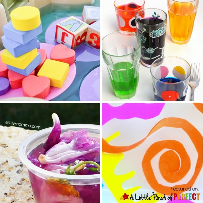 Water Play Creative Preschool Round Up copy