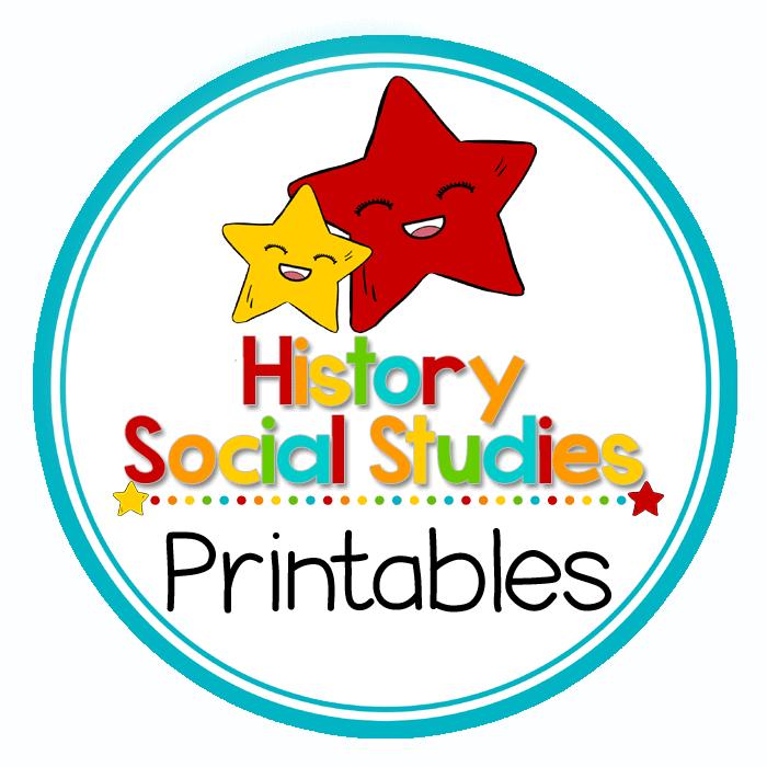 History Social Studies Printables