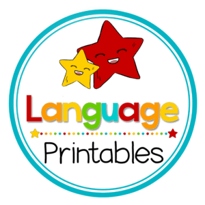 Language Printables