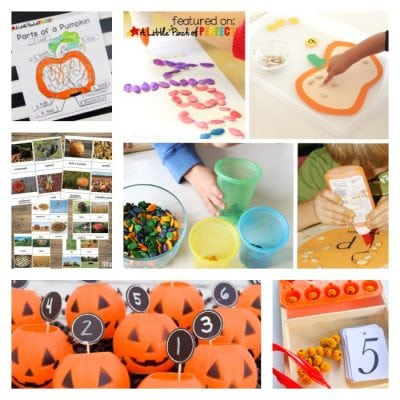 Pumpkin Activities - Crafts, Sensory & Learning Fun