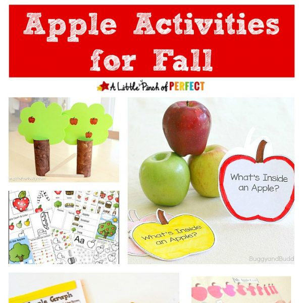 Apple Activities for Fall