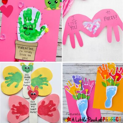 10 of the Cutest Valentine's Day Handprint Crafts for Kids