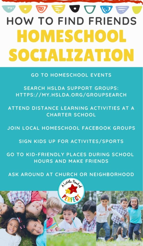 Homeschool Tips: What about socialization? Ideas on how to Socialize your homeschooled child. #homeschool #parenting