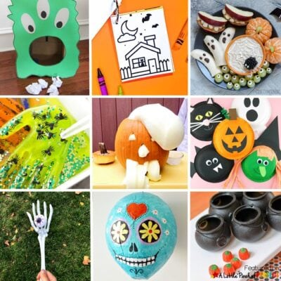 The Best Halloween Kids Activities