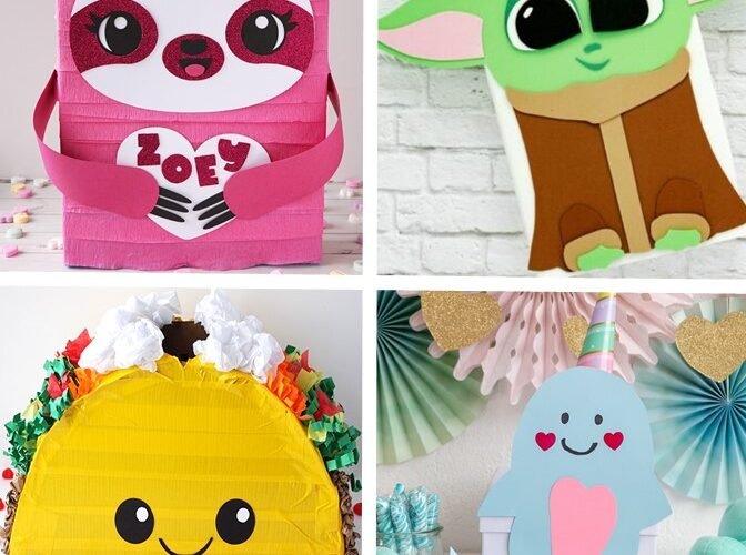 The Best Valentine's Day Boxes for Kids to Make: Kids will love to make their very own Valentine's Day box to hold their cards and treats. See all the ideas including a truck, rocket, unicorn, bee, and favorite characters like Baby Yoda, Sponge Bob, Pikachu and more! #Valentinesday #craft #kidsactivity