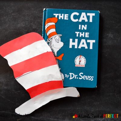 Cat in the Hat Craft: Free Template + More Dr. Seuss Inspired Activities