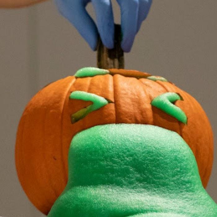 Oozing Pumpkin from Kellys Classroom