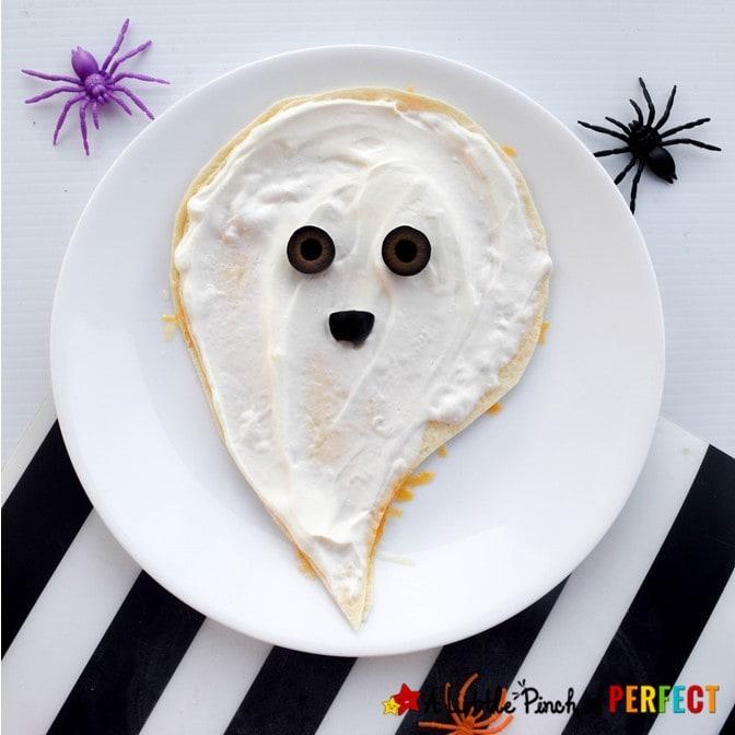 Ghost Quesadilla