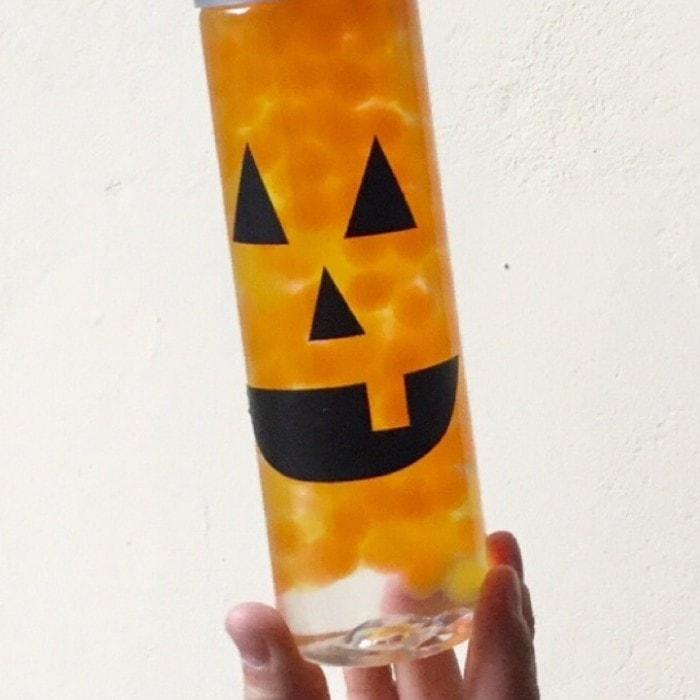 Waterbead Jack O Lantern