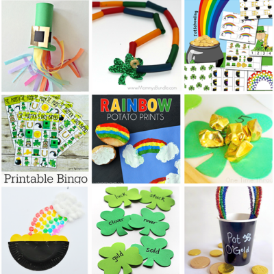 25+ Fun Kids Activities for St Patrick's Day