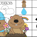 Groundhog Day Free Printables + Coloring Pages