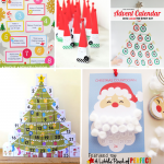 13 Free Printable Christmas Advent Calendars for Kids